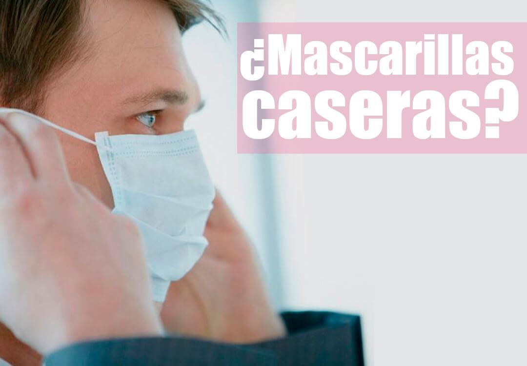 ¿Son Efectivas Las Mascarillas Caseras Frente Al Coronavirus?