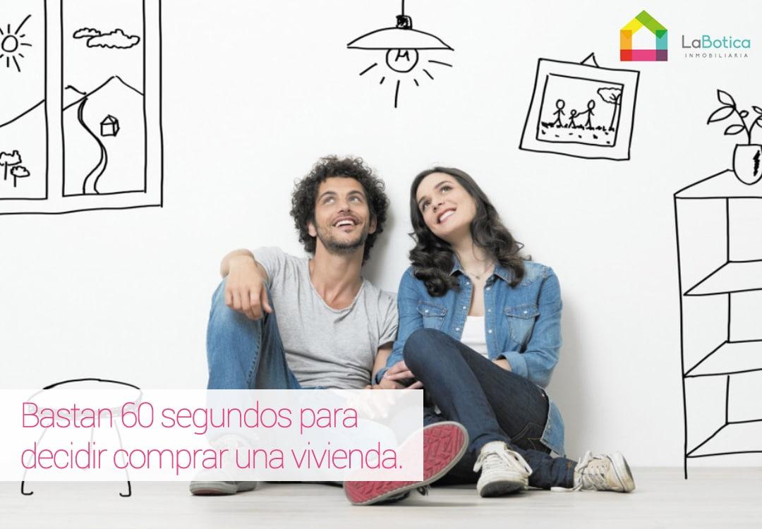 60 Segundos Es El Tiempo Que Tarda En Decidirse Un Comprador